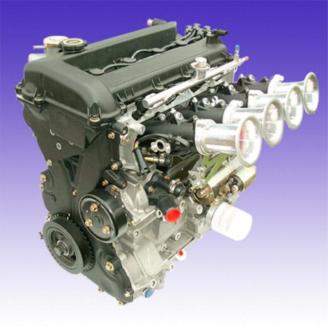 Ford 2 3 Engine Review: Ford Duratec 20 Crate Engine