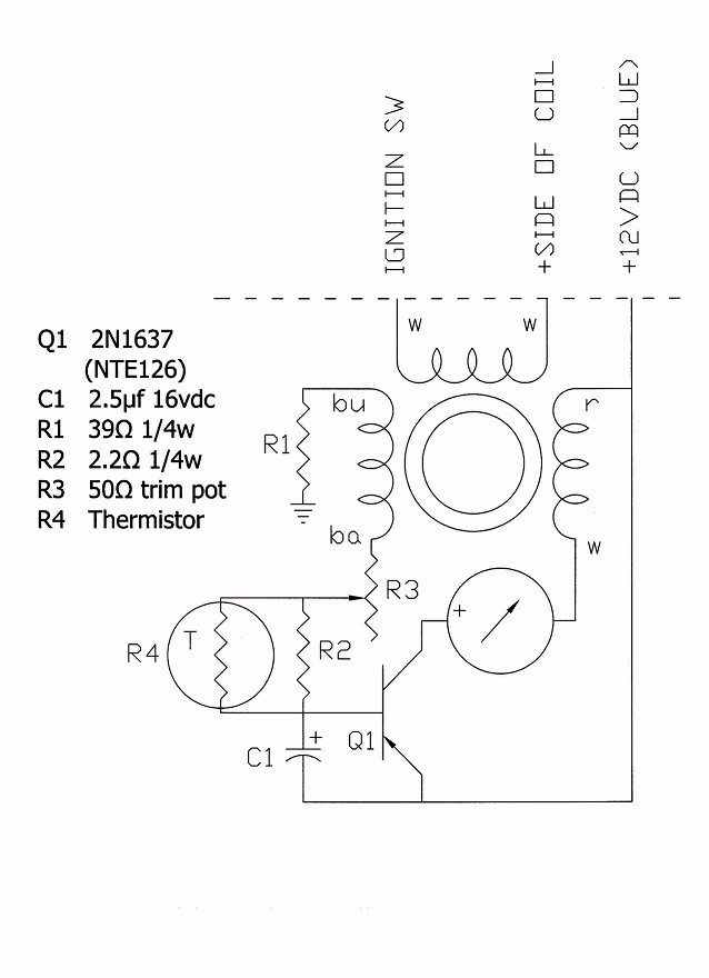 Renault 11 Wiring Diagram